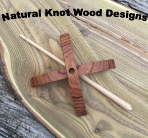Natural Knot Wood Designs