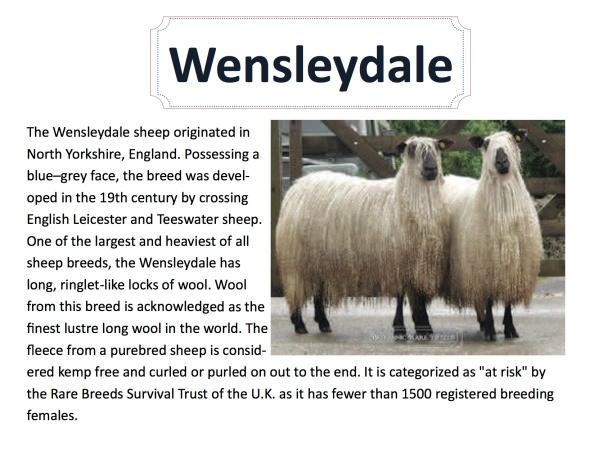 wensleydale-info-sheet